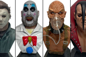 New 'House of 1000 Corpses' Mini Busts from Trick or Treat Studios Include Spaulding and Satan