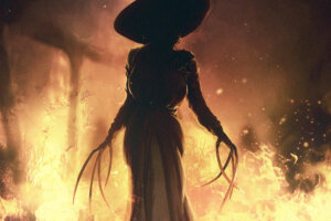 New 'Resident Evil Village' Concept Art Traces The Origins of Lady Dimitrescu And Family
