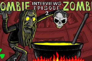 'Nuclear Blast : ROB ZOMBIE – Ep. 2: Zombie Interviews Zombie – The Lunar Injection Kool Aid Eclipse Conspiracy'