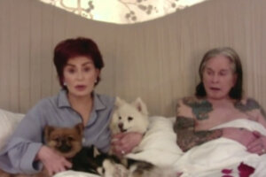 Ozzy Voices Support for Sharon Osbourne After She's Fired From The Talk | MetalSucks