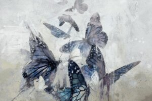 'Peaceville: White Moth Black Butterfly – The Dreamer (from The Cost of Dreaming)'