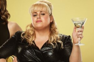 Rebel Wilson Has Reached The Shapewear Stage Of Her Weight Loss Journey And Someone Call Kim Kardashian.