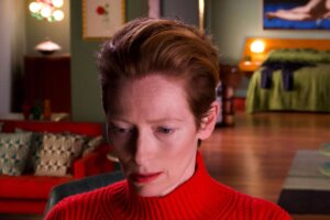 Review: Almodóvar & Swinton Make Short, Beautiful Music in THE HUMAN VOICE
