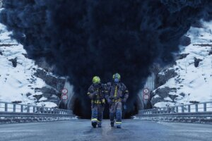 Review: THE TUNNEL, Come For the Disaster, Leave for the Family Drama