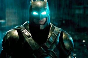 'Slash Film: 'Batman v Superman' Writer Chris Terrio Says WB's Initial Script Was Even Darker, Featured Batman Branding Lex Luthor'