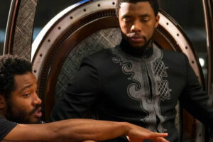 """'Slash Film: 'Black Panther 2' Director Ryan Coogler Says Chadwick Boseman """"Wouldn't Have Wanted Us To Stop""""'"""