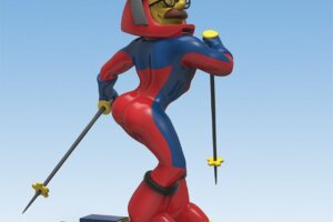 'Slash Film: Cool Stuff: Get Distracted by Stupid Sexy Flanders with New 'The Simpsons' Kidrobot Collectible Figure'