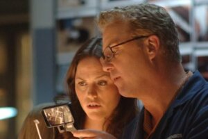 'Slash Film: 'CSI: Vegas' Gets Series Order at CBS With Original Stars William Petersen and Jorja Fox'