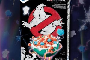 'Slash Film: 'Ghostbusters: Afterlife' Cereal is Coming to Shelves Long Before the Movie Hits Theaters'