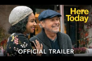 'Slash Film: 'Here Today' Trailer: Tiffany Haddish and Billy Crystal Become Fast Friends'