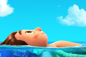 'Slash Film: 'Luca' Trailer: A Sea Monster Finds His Land Legs in Pixar's Coming-of-Age Movie'