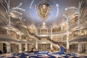 'Slash Film: New Disney Wish Cruise Liner Will Feature Star Wars-Themed Bar, Marvel Cinematic Dining, and Disney's First-Ever Attraction at Sea'