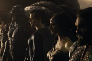 'Slash Film: Only 36% of Viewers Finished 'Zack Snyder's Justice League' in Its First Week'