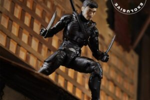'Slash Film: 'Snake Eyes' Toys Give Us Our First Look at the 'G.I. Joe Origins' Characters'