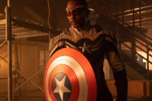 'Slash Film: 'The Falcon and the Winter Soldier' Final Poster Gives Us the New Captain America'