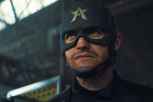 'Slash Film: 'The Falcon and the Winter Soldier' Sneak Peek Teases a Face-Off With Crazy Captain America'