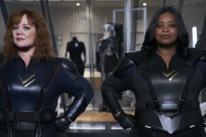 'Slash Film: 'Thunder Force' Review: Yes, Melissa McCarthy and Ben Falcone Made Another Bad Movie'