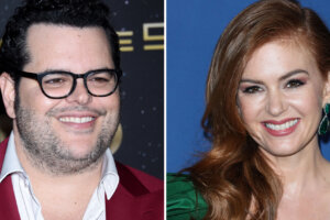 'Slash Film: 'Wolf Like Me': Peacock Orders Genre-Bending Romantic Comedy Starring Josh Gad and Isla Fisher'