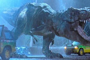 Sorry Jurassic Park, New Research About The T-Rex Blows A Hole In Some Iconic Scenes
