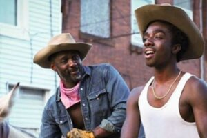 Stranger Things' Caleb McLaughlin Says It Was 'Refreshing' To Step Outside His Famous Netflix Role For Concrete Cowboy