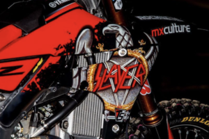 Supercross Team Solitaire Reps SLAYER With New Riding Gear