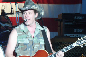 Ted Nugent Unclear On Why U.S. Didn't Shut Down For COVID-1 Through COVID-18