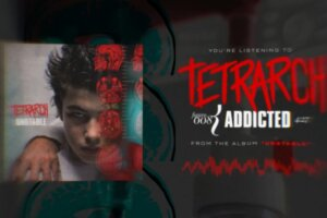 TETRARCH – Addicted (Official Visualizer) | Napalm Records