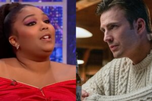 The Internet Can't Get Enough Of Lizzo Shooting Her Shot With Chris Evans