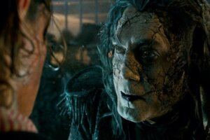 The Pirates Of The Caribbean Franchise Nearly Starred Two James Bond Villains, Not Just One