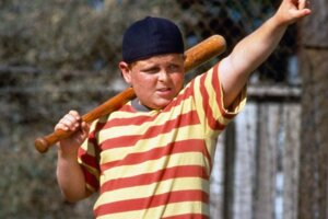 The Sandlot's Ham Just Made Me Sad With His Tik Tok On Celebrity Life