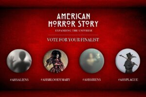 """""""The Universe is Expanding"""": Ryan Murphy's """"American Horror Story"""" Poll is Down to the Final Four Choices"""