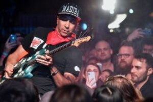 Tom Morello, Roger Waters, Brian Eno to play April 10 Live For Gaza fundraiser