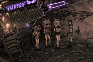 [Trailer] Enter a Nightmarish Carnival With Point-And-Click Title 'Strangeland' on May 25th