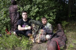 Two Teens with Down Syndrome & Their Hit Zombie Film Featured in New Doc