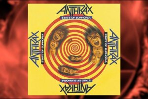ANTHRAX Discusses Touring On State Of Euphoria