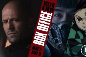 'Coming Soon: Guy Ritchie's Wrath of Man Leads Domestic Weekend Box Office'
