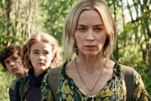 'Coming Soon: IMAX Update: A Quiet Place Part II Sets New Pandemic Record'