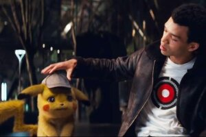 'Coming Soon: Justice Smith Wants Detective Pikachu 2 But Doesn't Think It Will Happen'