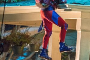 'Coming Soon: Ms. Marvel Set Photos Show First Look at Iman Vellani in Costume'