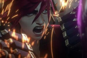 'Coming Soon: Netflix Drops Teaser for Animated League of Legends Show, Arcane'