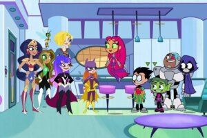 'Coming Soon: Teen Titans GO! and DC Super Hero Girls Team Up Later This Month'