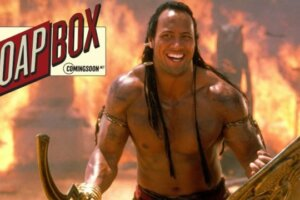 'Coming Soon: The Mummy Returns' Legacy Is That It Gave Us the Rock's Acting Career'