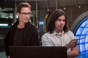 'Coming Soon: Tom Cavanagh and Carlos Valdes Exiting The Flash'