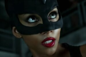 Halle Berry Channeling Her Catwoman Days With New Catsuit