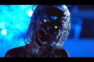 """JoBlo: DEMON KNIGHT """"Demons Rise Clip"""" (1995) Tales from the Crypt"""