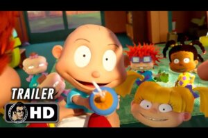 JoBlo: RUGRATS Official Trailer (HD) Paramount+ Revival Series