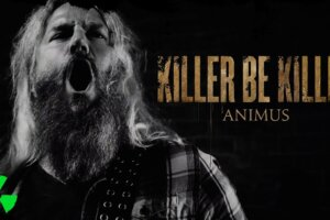 'Nuclear Blast : KILLER BE KILLED – Animus (OFFICIAL MUSIC VIDEO)'