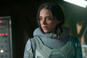 'Resident Evil' Actress Hannah John-Kamen Playing 'Red Sonja' in the Upcoming Feature Film!