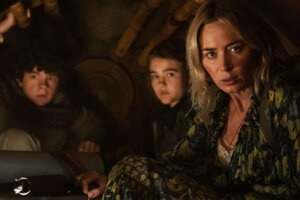 'Slash Film: Movie Theaters Are Back, Baby: 'A Quiet Place Part II' Looks to Land $58 Million Holiday Box Office Haul'