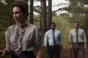 'Slash Film: 'The Conjuring: The Devil Made Me Do It' Clip: The Warrens Find Terror in the Woods'